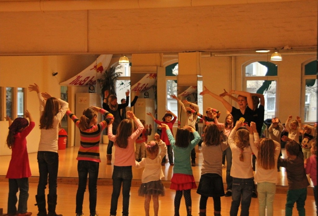 Kindertanzen @Move&Style Dance Academy
