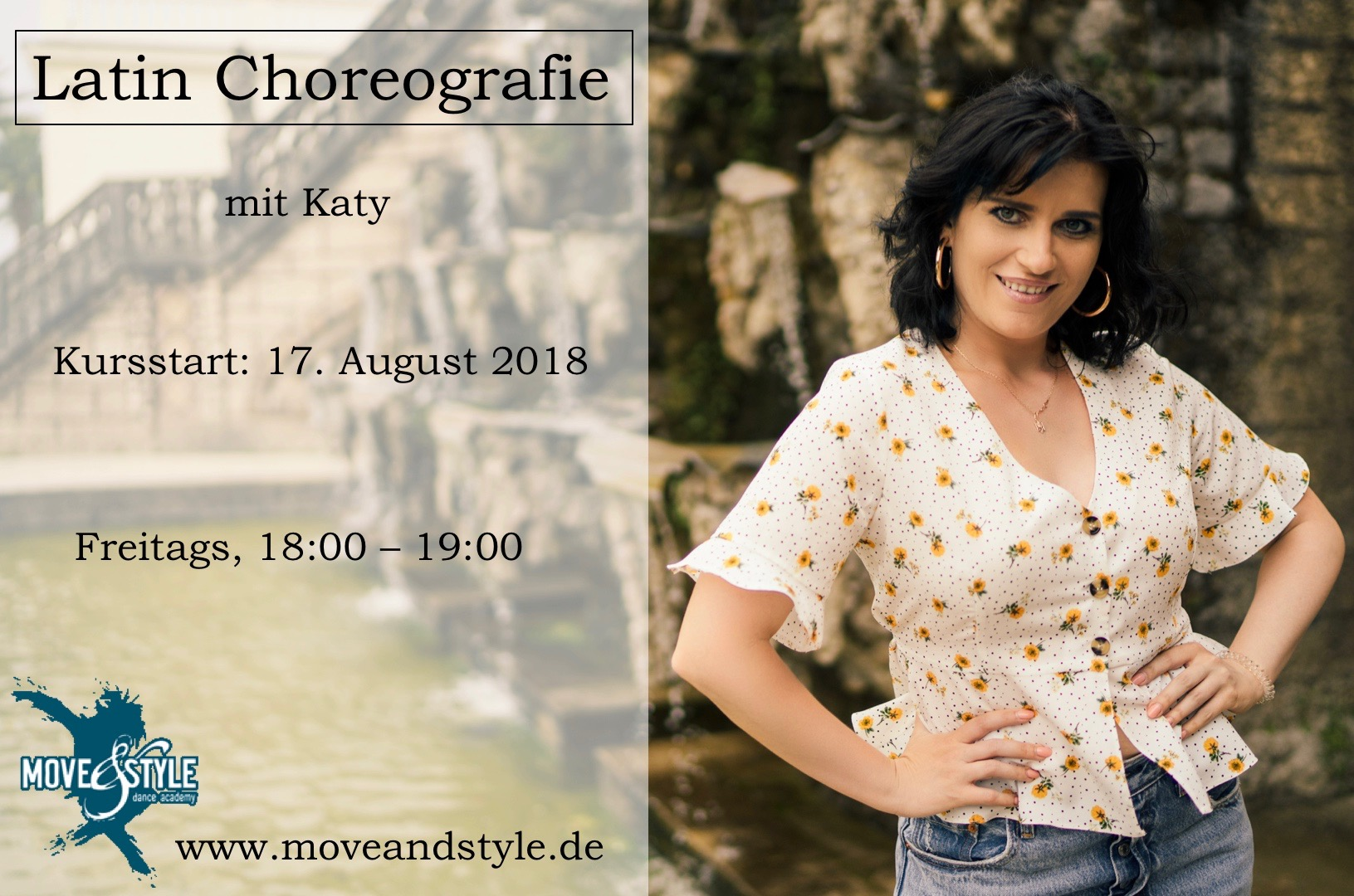 Katy Ivanchuk Move Style Dance Academy Tanzschule Hannover