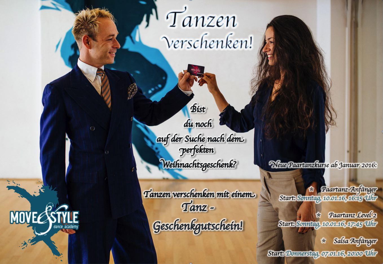 Federico Slemties Alina Just - Tanzen verschenken - Move & Style Dance Academy
