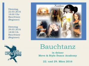 Bauchtanz @Move & Style Dance Academy