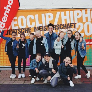 DYS Move & Style Dance Academy @ Deutsche Meisterschaft