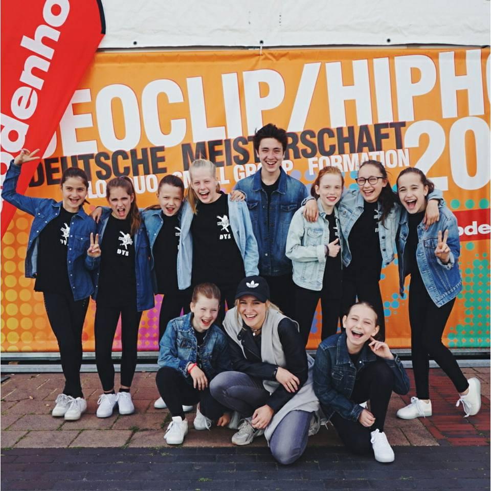 DYS Move & Style Dance Academy @ Deutsche Meisterschaft