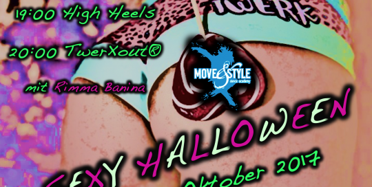 Halloweenparty @ Move & Style Dance Academy