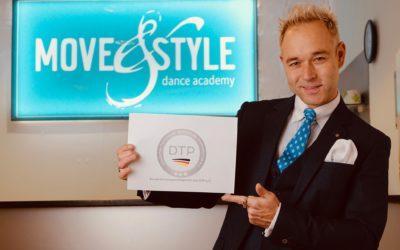 Die Move & Style Dance Academy wird Bundesleistungsstützpunkt